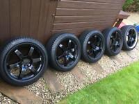 """18""""Alloy wheels"""