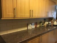 Full kitchen set available in excellent condition
