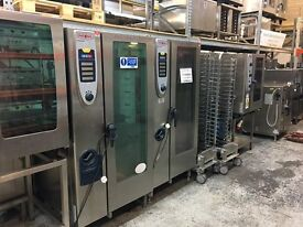 Rational SCC Gas 20 Grid with Care Control, can be LPG , rational 201G , 2 in stock