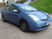 2009 + TOYOTA PRIUS 1.5 T SPIRIT VVT-I 5d AUTO 77 BHP + 1 PREVIOUS KEEPER + NAVIGATION SYSTEM