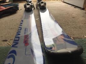 140cm salomon skis