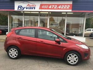 2013 Ford Fiesta SE A/C BLUETOOTH SEIGES CHAUFF *69,000KM*