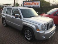 JEEP PATRIOT 2.0 CRD | 2008