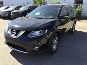 2015 Nissan Rogue SL | AWD | Leather | NAV | Sunroof |