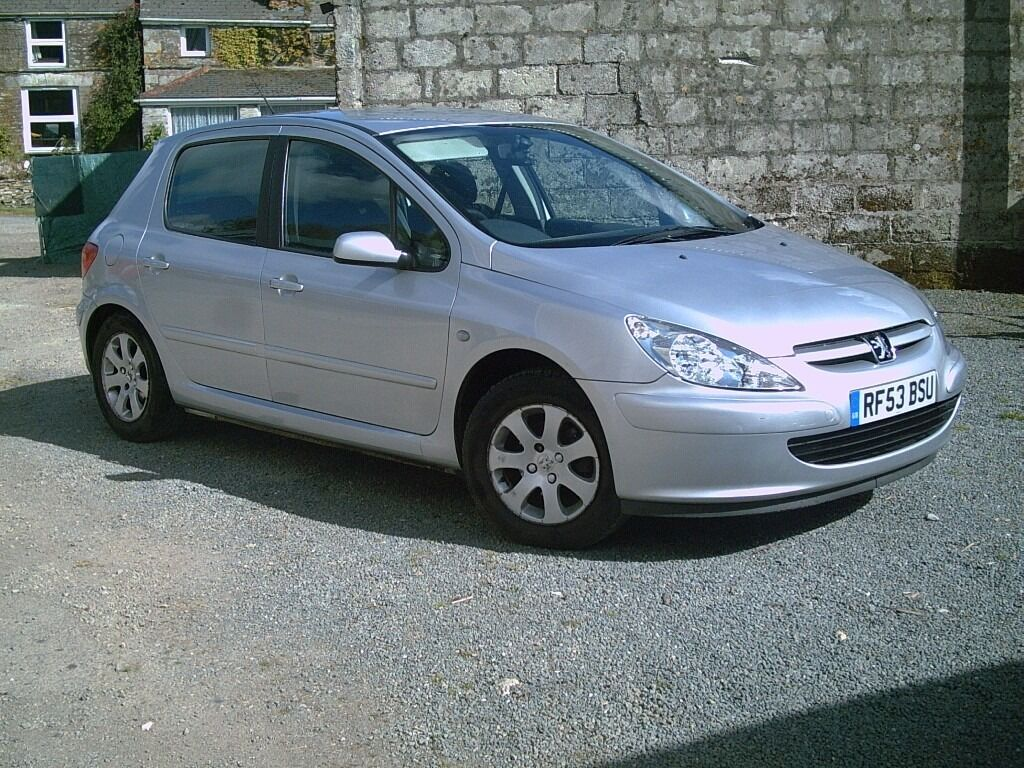 peugeot 307 2 0 hdi 90 in liskeard cornwall gumtree. Black Bedroom Furniture Sets. Home Design Ideas