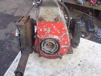 small two stroke engine good runner