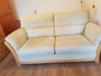 3 seater and 2 seater settees - price reduced