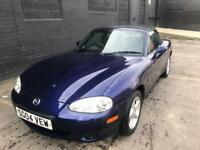 BARGAIN MAZDA MX-5 FULL SERVICE DRIVES SMOOTH 2dr BLUE