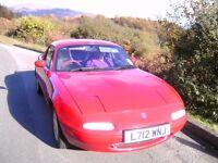Mk 1 Mazda MX5 for possible sale