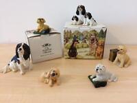 Leonardo Collection Dog Figures