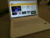 "HP Stream 14"" Laptop - White"
