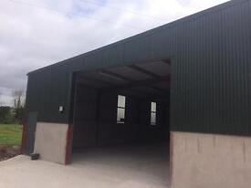 Shed to let to rent