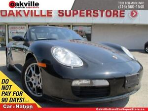 2008 Porsche Boxster ONE OWNER | ACCIDENT FREE | LOW KMS | TIPTR