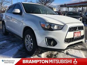 2014 Mitsubishi RVR SE 2WD (ONE OWNER! BLUETOOTH!)