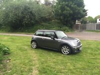 2005 Mini Cooper s with jcw induction kit, very clean example with long mot brand new battery sh