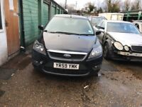 Ford Focus 1.8 Diesel Manual 2009 Breaking For Spares MK2 Facellift