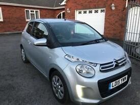 Lovely Citroen C1 Feel 1.0 petrol ONLY 15 plate **9K MILES**IMMACULATE**FREE TAX**