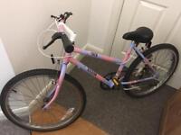 "24"" wheel girl bike"