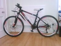 Mountain Bike good condition 26 inch wheels small adult size