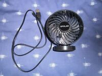 OPolar F111 4 inch USB Desk fan