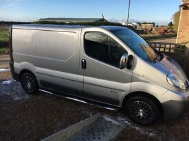 2008 Renault trafic 2.0 dci115 6-speed