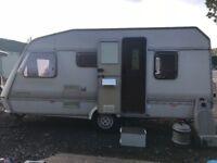 Elddis Wisp 4 Berth Caravan