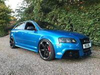 2011 61 AUDI RS3 2.5T TFSI 430BHP STAGE 2 MAP