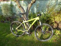 "Voodoo Bizango 29er mountain Bike 20"" Frame (suitable for 5'11"" - 6'3"")"