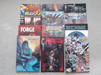 Selection of x 12 comics / graphic novels