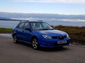 Subaru impreza sports wagon 2006