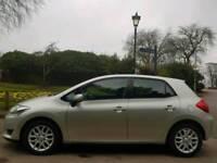 Toyota Auris 1.6 VVT-I TR 2007 57 Silver 5DR