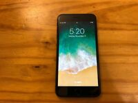 iPhone 7 Plus Jet Black 128GB and NEW accessories