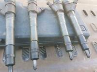 Iveco Daily Injector nuzzles. Complete set. Excellent working condition