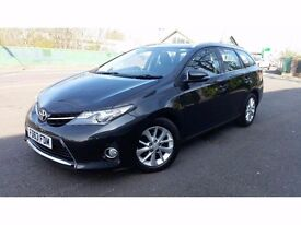 Toyota Auris 1.4 D-4D Icon 5dr (start/stop) *2013 diesel*FULL DEALERSHIP HISTORY**