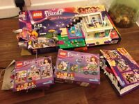 Lego friends sets x 4