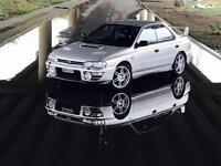 Subaru Impreza turbo...rare prodrive model