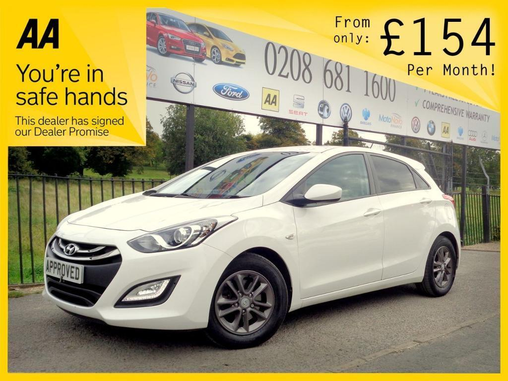 HYUNDAI I30 1.6 ACTIVE CRDI 5d AUTO 109 BHP FREE NATIONWIDE DELIVERY