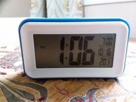 LCD Smart Light Clock