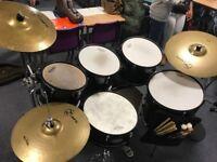 Mapex V-Series Drum Kit + Accessories