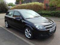 LHD Opel / Vauxhall Astra 1.7 CDTI 5 Door Low Miles MOT Until March 2019 LEFT HAND DRIVE