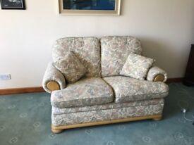 G Plan sofa plus arm chair