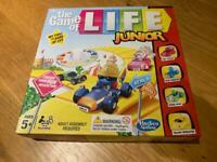 Game of Life Junior Board Game *Buyer collects