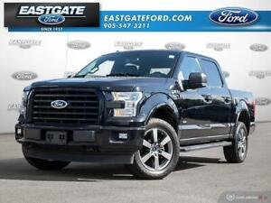 2017 Ford F-150 XLT SPORT 302A with NAV FX4