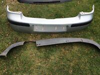 Mk4 golf rear bumper
