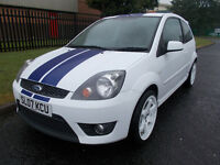 FORD FIEST 2.0 LTR ST 10 SERVICE STAMPS MAINTAINED REGARDLESS 2 KEYS open 7 days by appointment