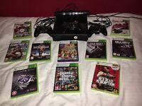 Xbox 360 - 250 GB - 3 controllers - 13 games - Kinect sensor
