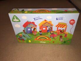 **Happyland Village - Brand New & Boxed - £40**