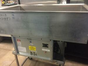COLD PAN – WCMD-C SERIES REFRIGERATED WITH SIDE COILS | SELF-CONTAINED