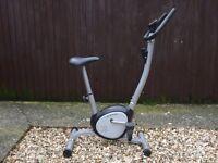 Star Shaper Exercise Bike. As New