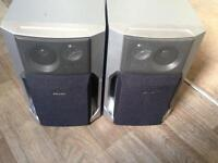 Philips Hi Fi Speakers - Great Sound - Free Delivery Within Dundee